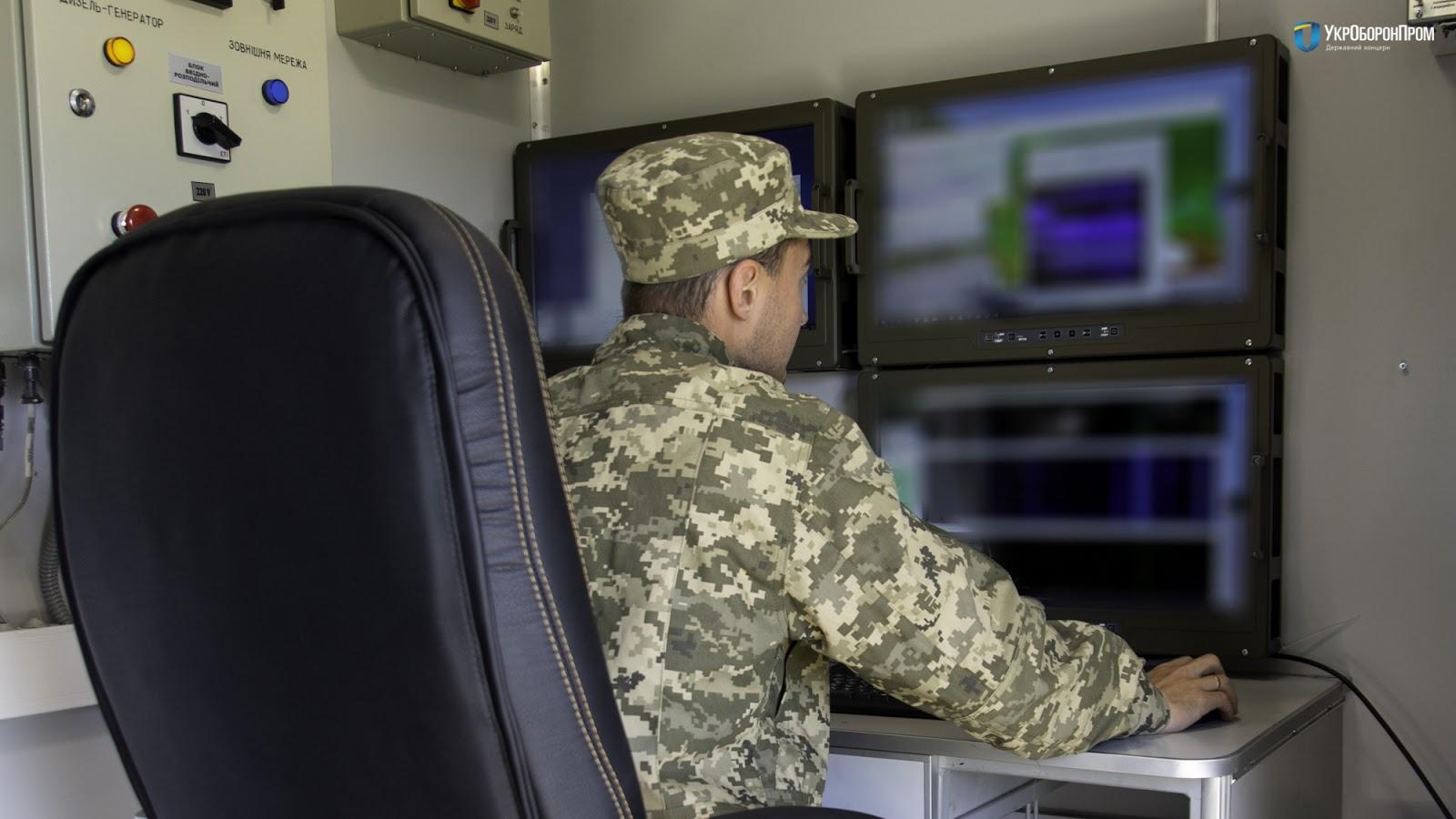 ЗСУ отримали сучасний мобільний радіопеленгатор