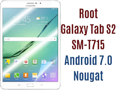 Root Galaxy Tab S2 SM-T715