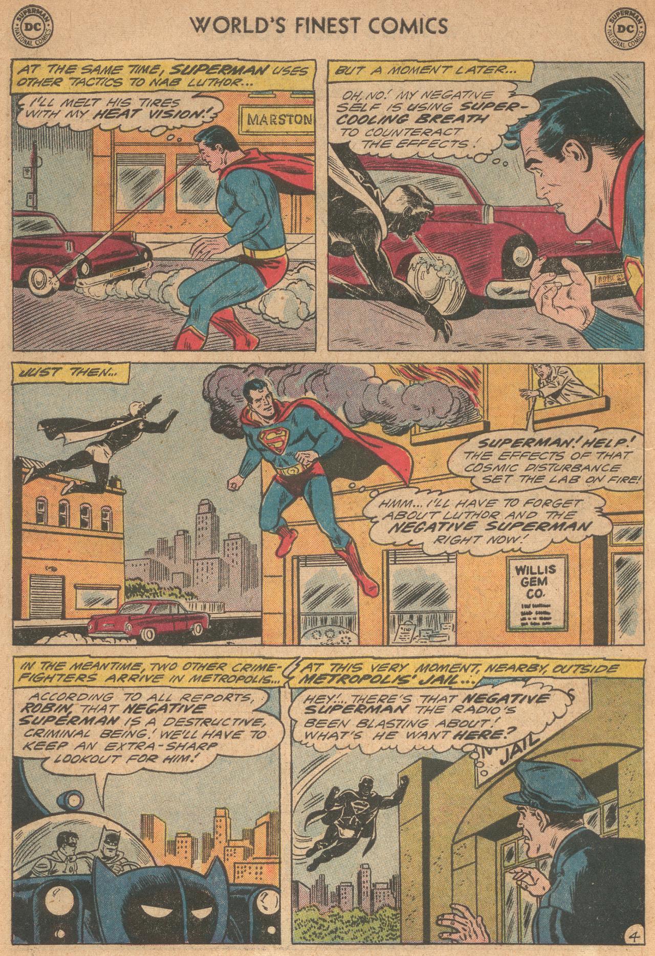 Read online World's Finest Comics comic -  Issue #126 - 5