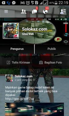 Download Facebook Transparan Apk Untuk Android Terbaru Gratis Elegan Keren
