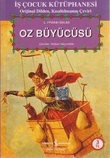 Lyman Frank Baum  - Oz Büyücüsü