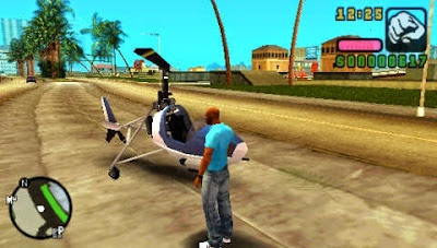 GTA Vice City Stories PSP ISO Download