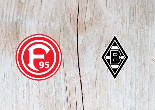 F.Dusseldorf vs B.Monchengladbach - Highlights 30 March 2019