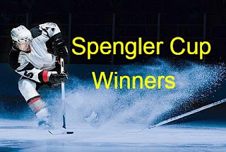 Spengler cup, davos, champions, winners, history, by year, list, 2019