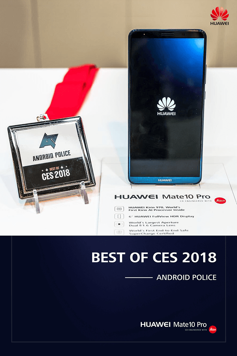 Android Police's award
