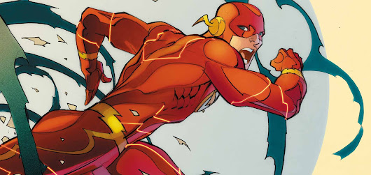 The Flash #27 Review