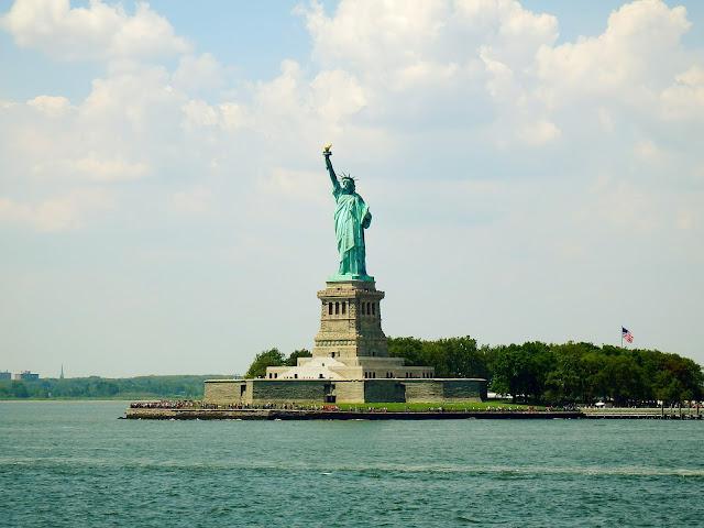 estatua libertad gratis