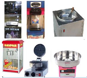 سعر ماكينة الايس كريم للمحلات-للمصانع-الوافل-غزل البنات-الفشار-حلوى القطن