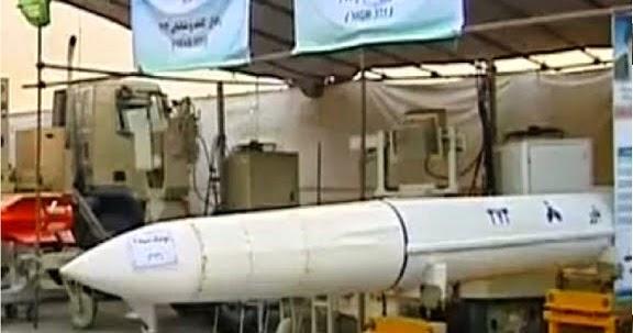Uskowi on Iran - اسکویی در باره ایران: Iran Unveils Talash-3