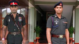 Army Promotions For Seekkuge Prasanna and Asela Gunaratne