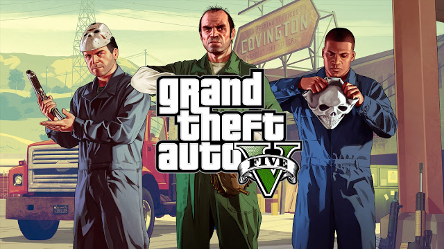 Download GTA 5 APK + Data For Android