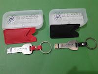 USB metal Kunci  Hotel JS LUWANSA