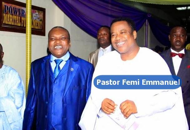 pastor femi emmanuel
