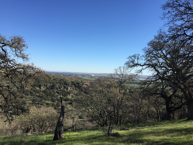 View point at Rockville Hills Regional Park