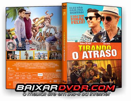TIRANDO O ATRAZO (2016) DUAL AUDIO DVD-R OFICIAL
