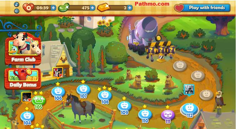 Cara Menambah Nyawa Gratis Di Game Farm Heroes Saga