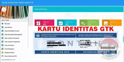Langkah Mendaftar Akun Di Sistem Verifikasi Validasi Individu GTK
