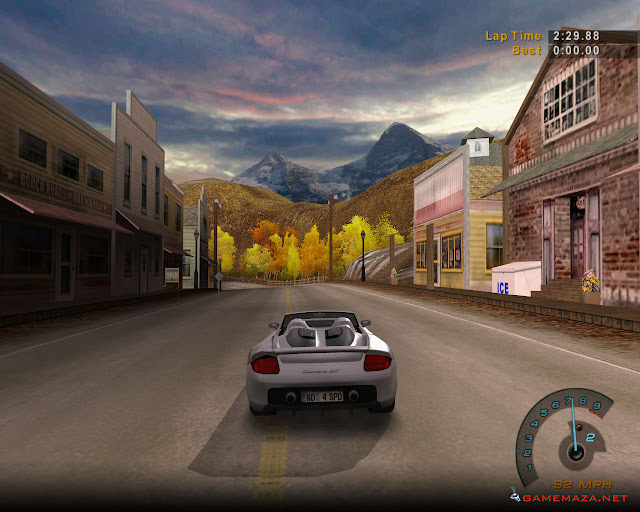 Need For Speed Hot Pursuit 2 Gameplay Screenshot 1