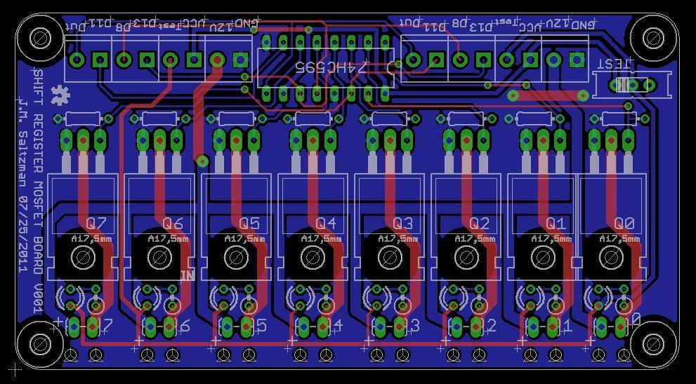 Arduino plc pcb