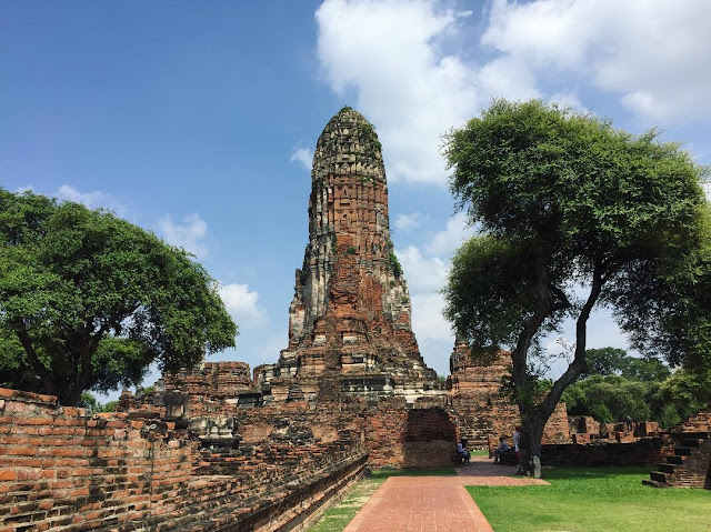 The Attractions of Amphoe Phra Nakhon Si Ayutthaya