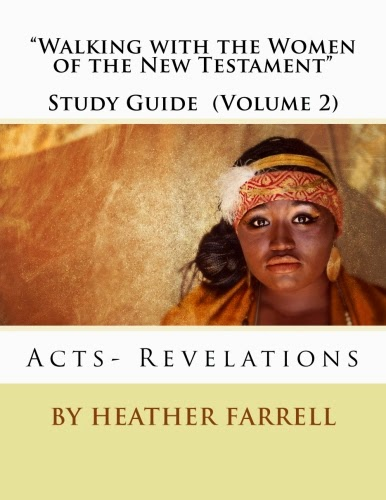 Women in the Scriptures: List of all the Women in the New