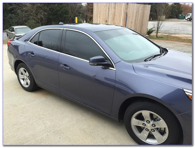 Legal Levels Of WINDOW TINT For Cars