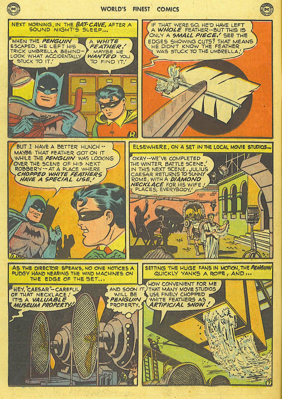 Read online World's Finest Comics comic -  Issue #49 - 69