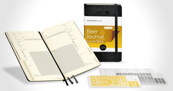 Moleskine Passion Journal Beer