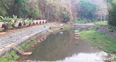 Relax along the Pua River in Pua, Nan - Thailand