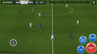 FIFA 14 Mod 18 (Offline) Android