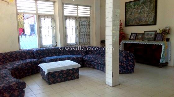 Sewa Villa Pacet Murah - Villa Cemara Sajen Pacet