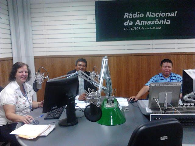 Resultado de imagem para radio nacional da amazônia