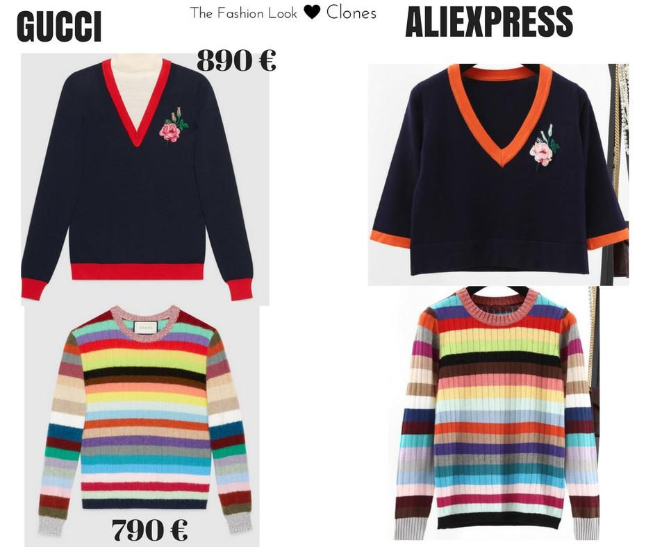 6fe3b8bca the fashion look by MariaGS: CLONES DE MODA EN ALIEXPRESS