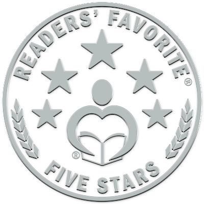 5 Star Award Button From Reader's Favorite