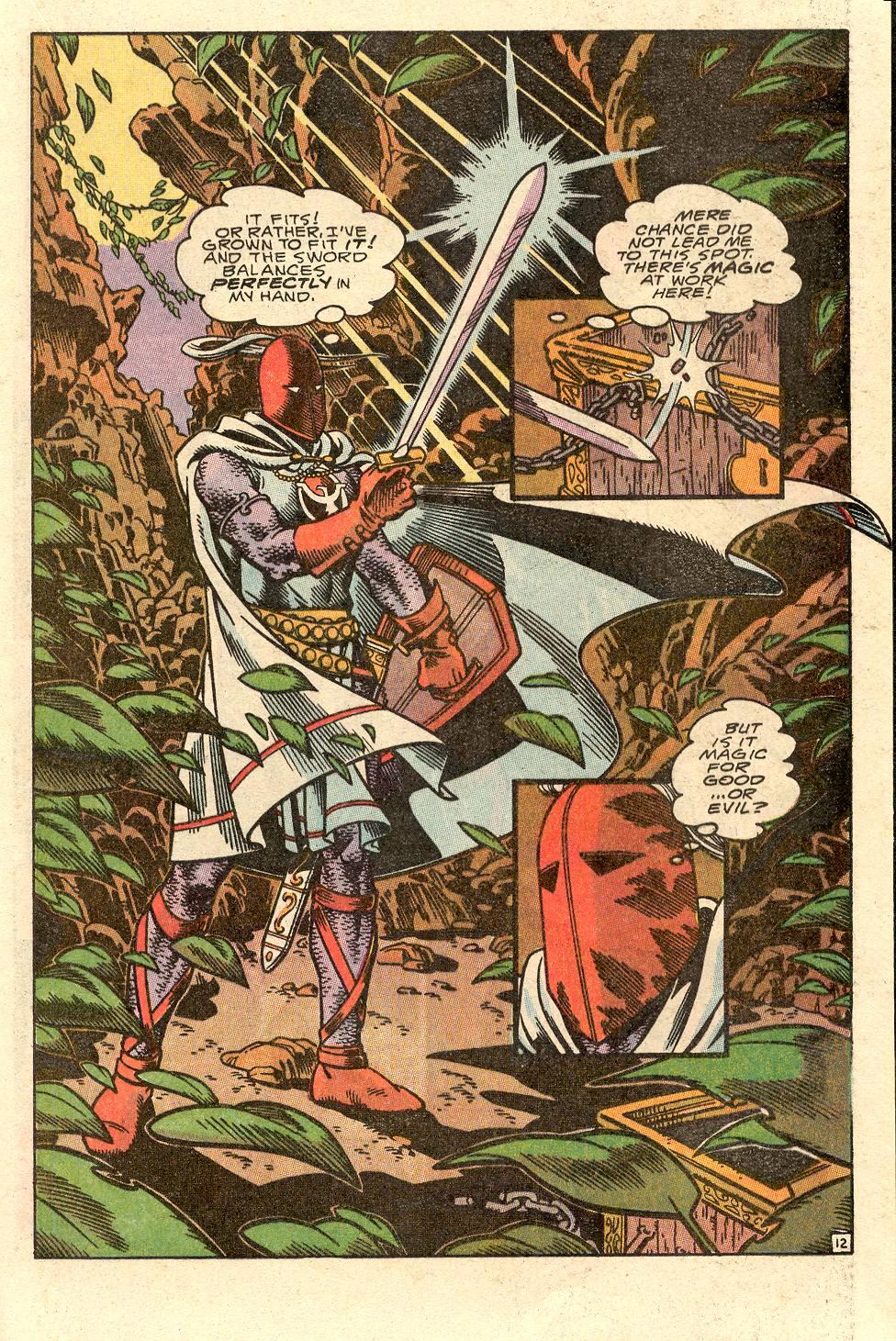 Read online Secret Origins (1986) comic -  Issue #49 - 33