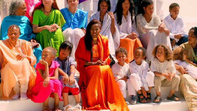 """American musician """"Alice Coltrane"""" was a Hindu"""
