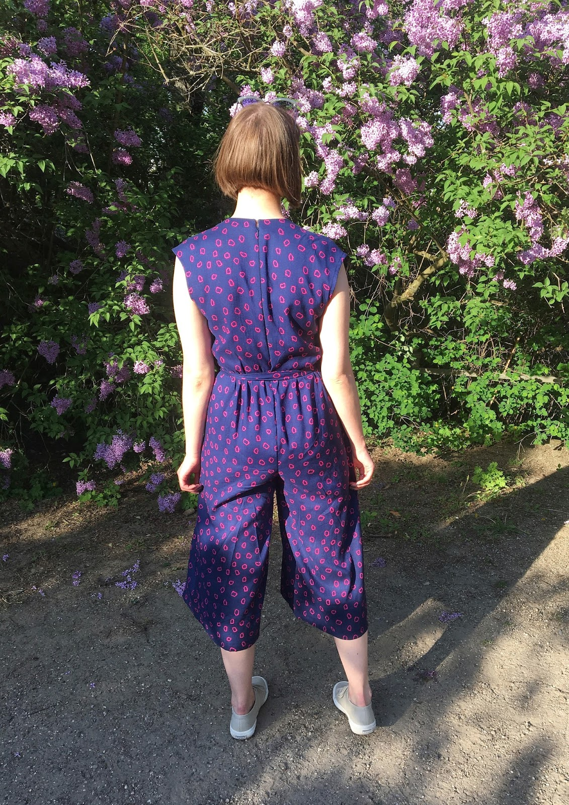 60eab1bdd60 Rag Rich  Ready to Sew Jazz Jumpsuit on holiday - The Magnificent Thread