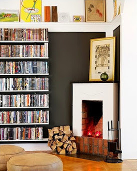 Theme Design: Interesting bookshelves and storage ideas ...