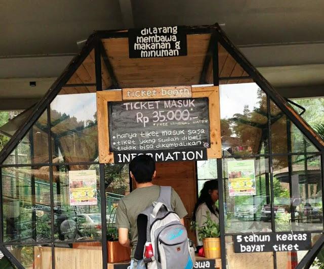 Tiket Masuk Maribaya Resort