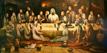 El día que traicionaron a Cristo