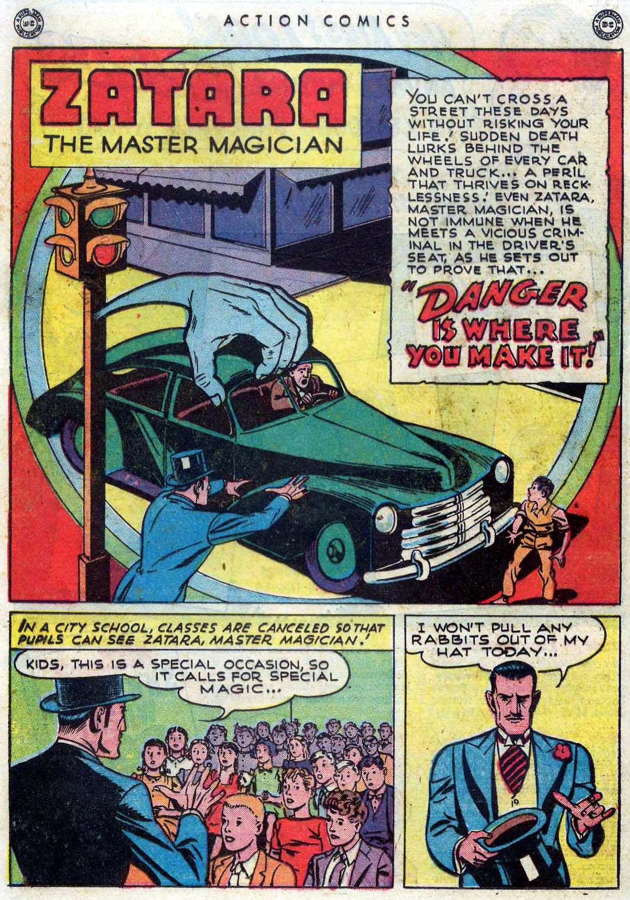 Read online Action Comics (1938) comic -  Issue #110 - 18