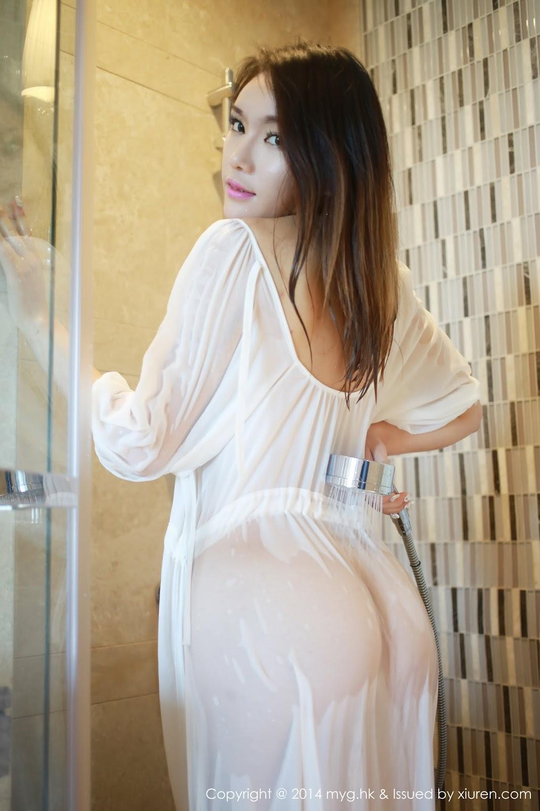 0036 - Beautiful Naked Girl Model MYGIRL VOL.35