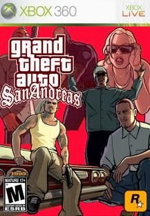 Grand Theft Auto San Andreas HD Enhanced Edition (X-BOX 360) 2014