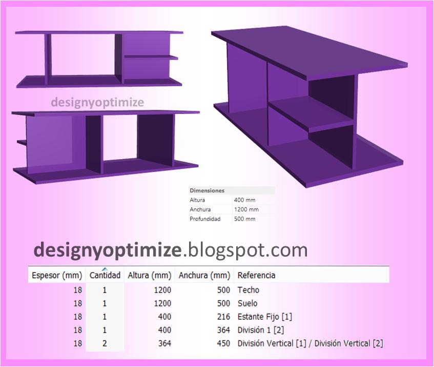 Dise o de muebles madera 3 modelos de mesas para sala for Zapateras modernas fotos