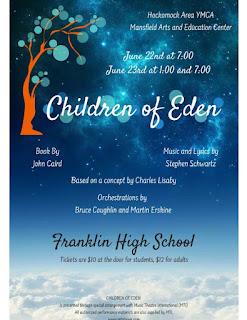 Children of Eden - at FHS - Jun 22 - 23
