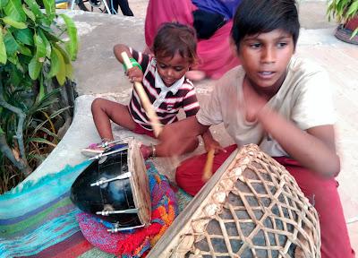 Ritualsound en la India