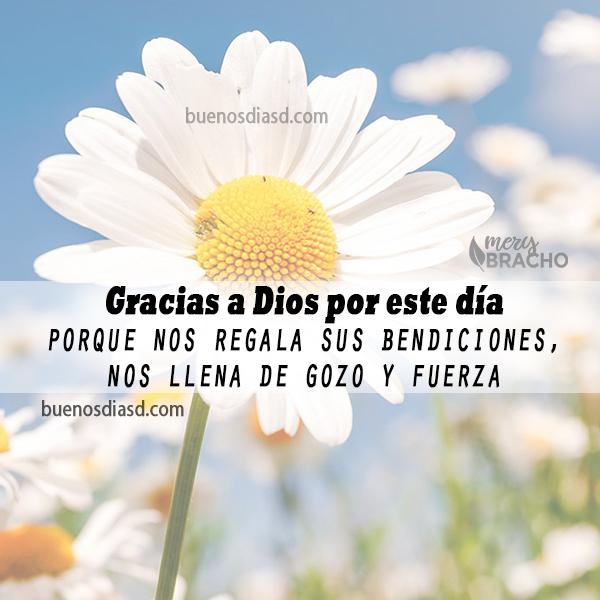 Frases cristianas de buenos días por Mery Bracho, saludos para la mañana accion de gracias con mensajes cristianos para ti antes de comenzar tu trabajo.