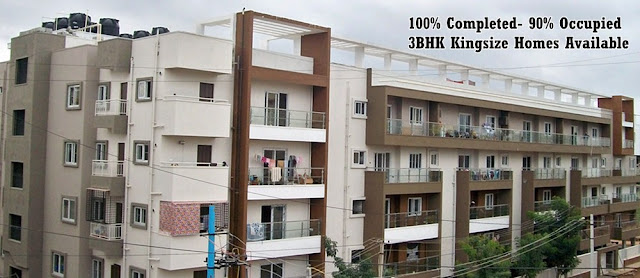 3BHK Apartments for sale in Marathahalli