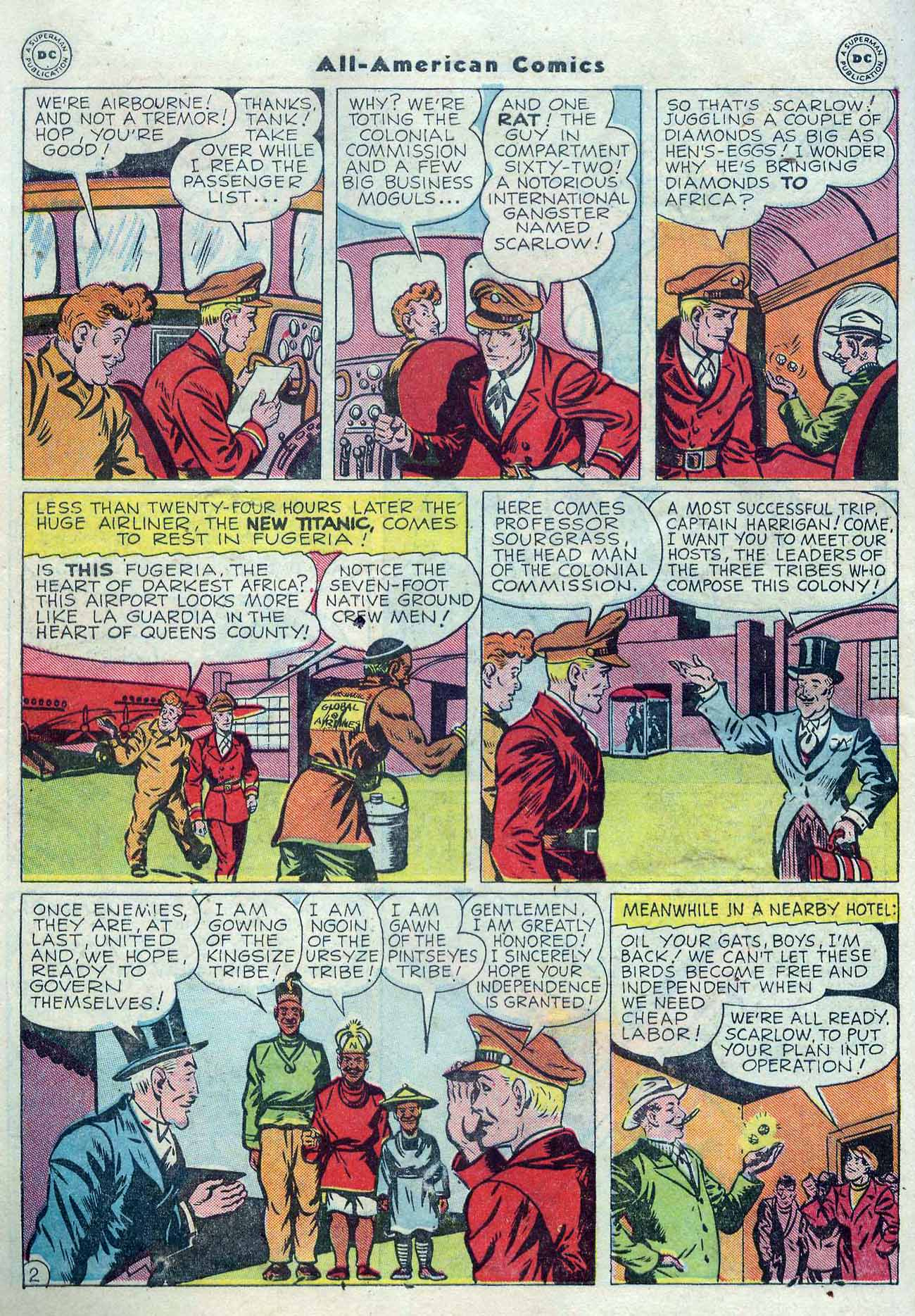Read online All-American Comics (1939) comic -  Issue #76 - 42