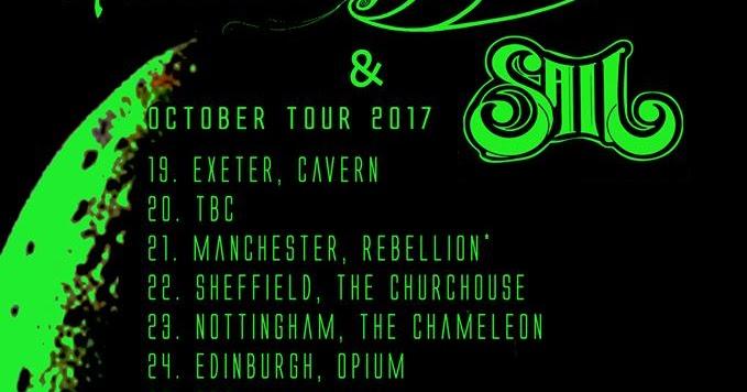 The Cult Tour Thusday